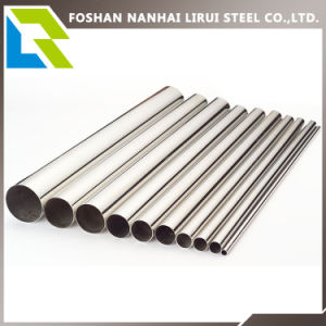 201/304 Grade Stainless Steel Tube for Decoration pictures & photos