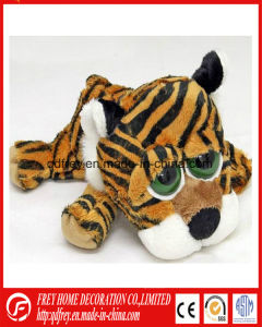 Cute Football Club Mascot Plush Leopard Toy pictures & photos