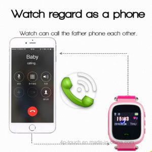 Multifunction Colorful Screen Personal Tracker with SIM Card Slot pictures & photos
