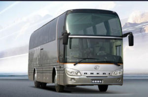 Ankai 53-55 Seats Passenger Bus (DIESEL ENGINE, 11-12 M LONG) pictures & photos