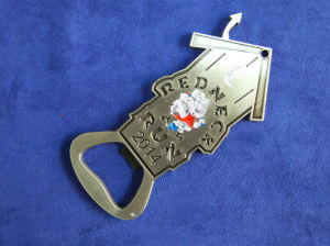Custom Printed Bottle Opener with Logo (BO-13)