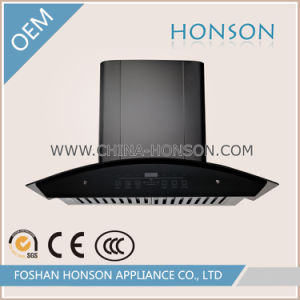 Kitchen Appliances Range Hood with Digital Display