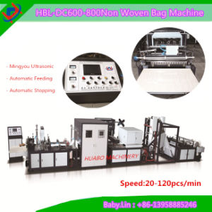 2015 Eco Non Woven Bag Making Machine pictures & photos