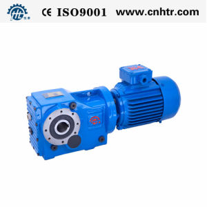 K Helical Bevel Hollow Outlet Gearmotor