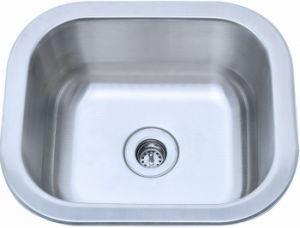 Stainless Steel Bar U0026 Prep Sink (A74)
