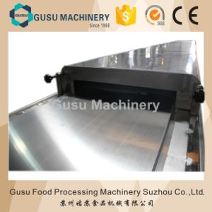 High Efficiency Chocolate Enrober Line Production Machine pictures & photos