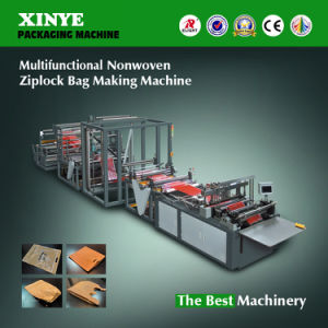 Fully Automatic Nonwoven Fabrics Bag-Making Machine pictures & photos