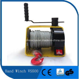 Heavy Duty Lifting Equipment Electirc Hoist Hand Tool Power Winch 4X4 Winch Electric Winch Crane
