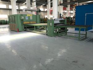 Scotch Brite Grinding Machine (SB machine) pictures & photos