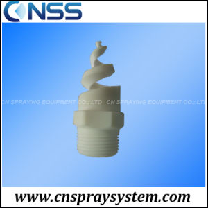 PTFE Spiral Nozzle with Full Cone Spraying for Dust Suppression pictures & photos