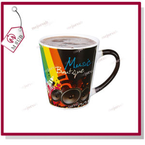 12oz Sublimation Black Magic Mugs with Custom Photo pictures & photos
