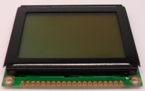 Touch Panel Display Unit with Metal Frame Covered