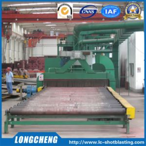Good Quality Conveying Shot Blasting Machine