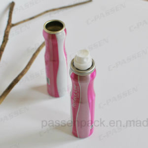 Aluminum Moisturizing Spray Aerosol Bottle with Valve and Cover (PPC-AAC-009) pictures & photos