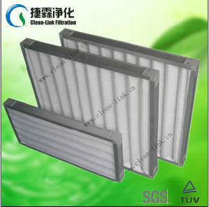 Aluminum Frame Washable Plank Washable Coarse Filter Mesh pictures & photos