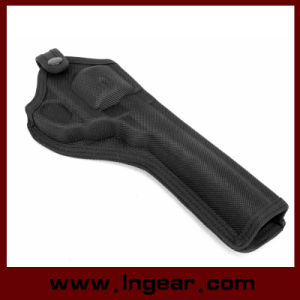 Tactical Gun Holster Nylon Revolver Pistol Holster Long Style pictures & photos