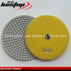 Flexible Diamond Abrasive Tools for Stone and Concrete Polishing pictures & photos