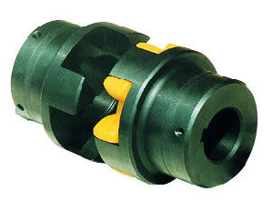 Auto Parts FCL Plum Flexible Coupling Shaft Coupling in Pump pictures & photos