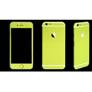 Good-Quality Solid Color Sticker Full Cover Protector for iPhone