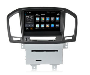 Android Car Audio Video DVD Player for Opel Insignnia with Car Radio DVD GPS Navigation System pictures & photos