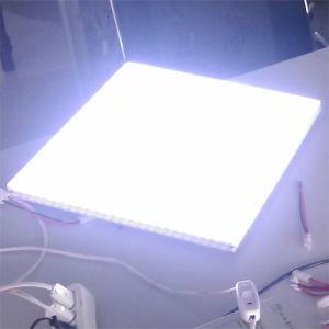Laser Dotted Light Guide Panel for LED Ceiling Light