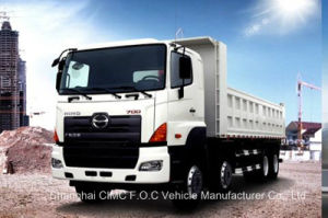 Best Price with Hino 30ton 8*4 Dump Truck