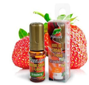 Strawberry Hooloo Shisha E-Liquid Feel Hooloo Shisha E-Juice