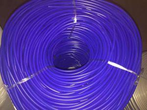 Customize Blue Silicone Hose, Silicone Tube, Silicone Tubing, Silicone Pipe, Silicone Sleeve