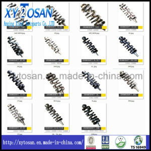 Engine Crankshaft (Black Hard Nitrided) for Toyota Series pictures & photos