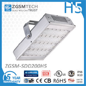 High Lumen Output 200W LED Tunnel Light with Meanwell Driver pictures & photos