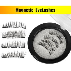 491293912e0 3D Eyelash Extensions Magnetic Eyelashes Makeup Reusable False Magnet  Lashes Extension