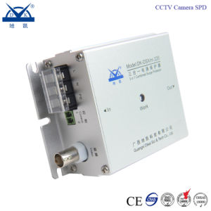 Aluminium 12V 24V 220V CCTV Video Camera Surge Protection Device pictures & photos