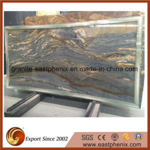 Popular Design Polished Marble Slab for Interior Floor/Flooring/Wall/Countertop