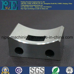Nickle Plating Custom Metal Precision CNC Milling Parts