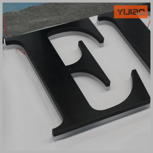 Halo Lit Channel Acrylic Letter for Advertising pictures & photos