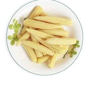 Marinated Baby Corn in Glass Jar pictures & photos