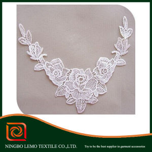 Fashion Leather Embroidery Lace Collar Neck Lace pictures & photos
