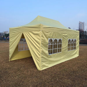 3X6m Outdoor Steel Cheap Folding Tent pictures & photos