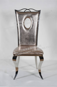 Hot Sale Restaurant and Hotel Stainless Steel Chair