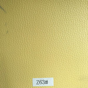 Synthetic Leather (Z63#) for Furniture/ Handbag/ Decoration/ Car Seat etc pictures & photos