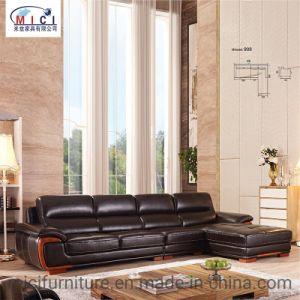 Elegant L Shape Leather Sofa