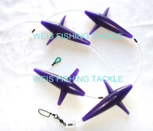 Hot Selling Nylon Hair Island Trolling Lure pictures & photos