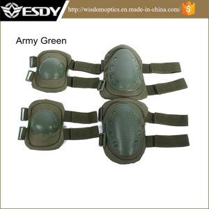 Military Painitball Airsoft Gear Tactical Protection Elbow and Knee Pads pictures & photos