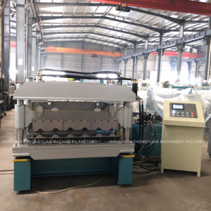 New Technology Glazed Tile Roll Forming Machine pictures & photos