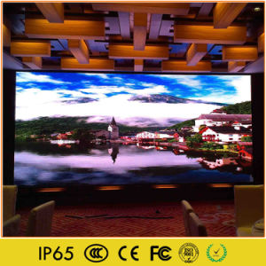 Indoor P4 LED Advertising Video Display Screen