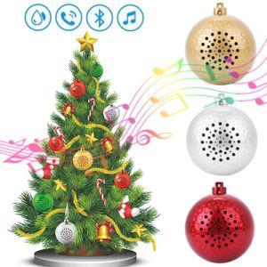 China Christmas Mini Cute Bells Speaker Box Sound Audio Holiday Festival Tree Ornament Gift Portable Music New Wireless Bluetoot Speaker China Christmas Mini Cute Bells Speaker And Gift Portable Music New