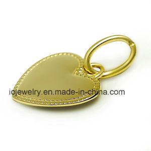 9b69e3094b30 China Plain Heart Dog Tag for Your Company Logo Engraving - China ...