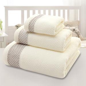 China Luxury Hotel Towel Set Bath Towels Hand Towels