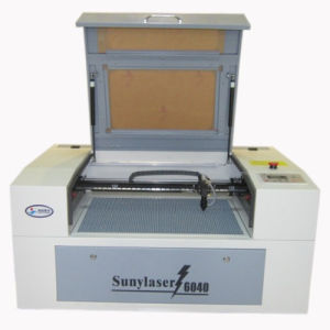 Factory Direct Laser Cutter for Model 50W pictures & photos