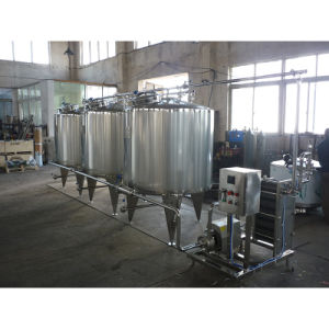 Full Automatic 3000L/H CIP Cleaning Equipment pictures & photos